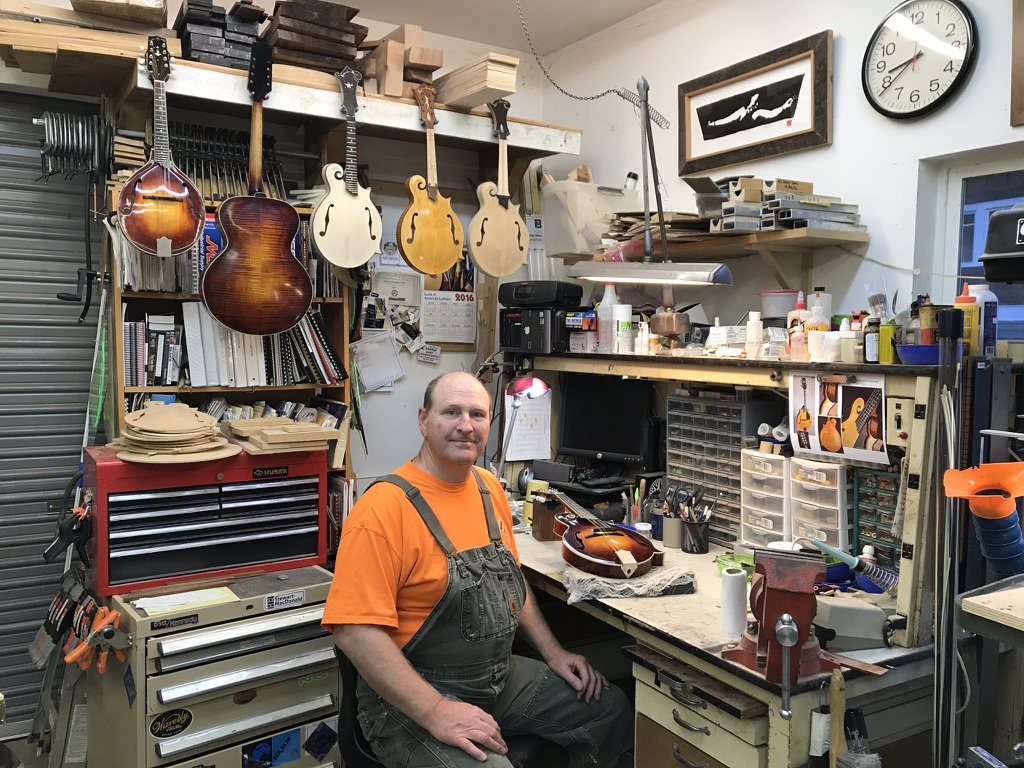 Innovative Engineering mandolin Home Shop photo wgary