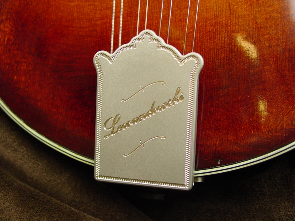 Customers Loyalty mandolin Home Tailpiece