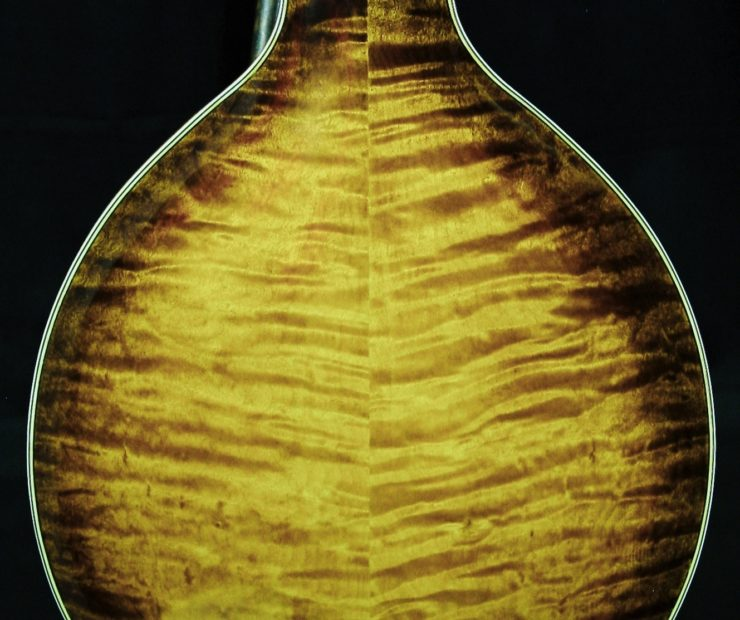 Creek Series: A-Style Mandolins client joel r creek a 03 740x620