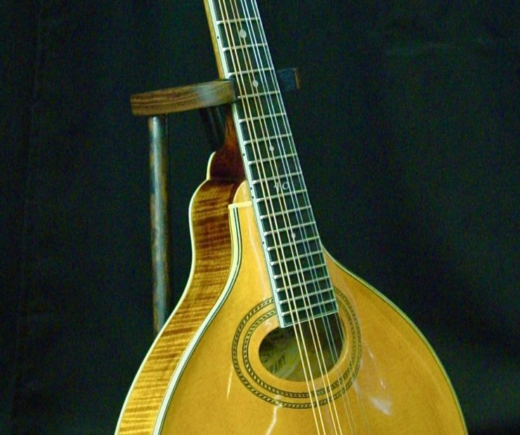 Creek Series: A-Style Mandolins client joel r creek a 07 740x620