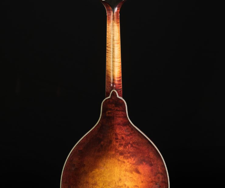 Creek Series: A-Style Mandolins client kevin n creek a 01 740x620