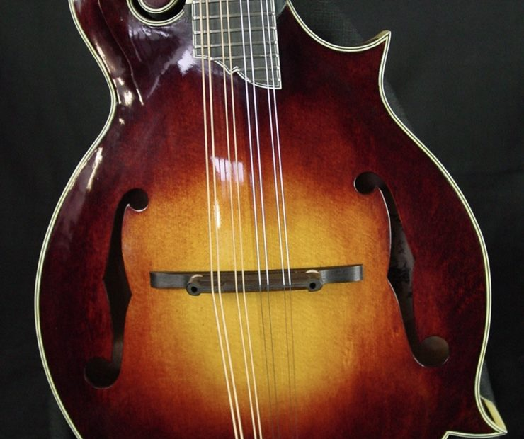 River Series: F-Style Mandolins client mark w f5 12 740x620
