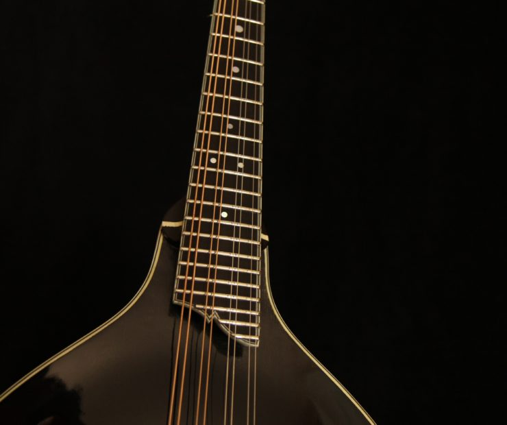Creek Series: A-Style Mandolins clients bill a creek a series 18 740x620