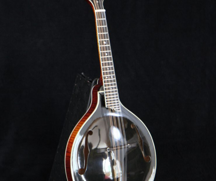 Creek Series: A-Style Mandolins clients bill a creek a series 21 740x620