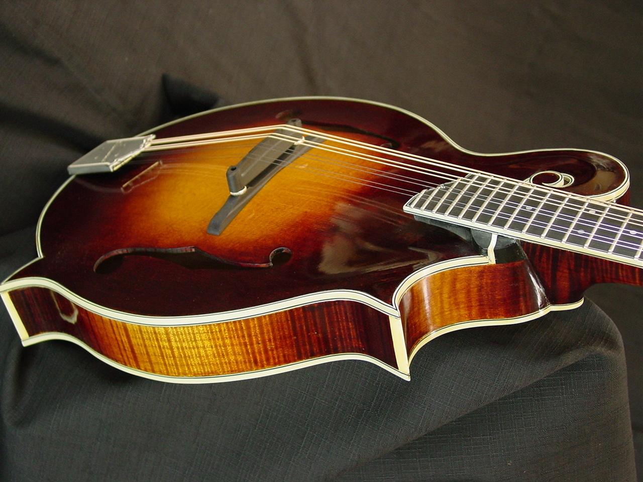 river f5 mandolin Mike P. demo stock f5 014 016 001