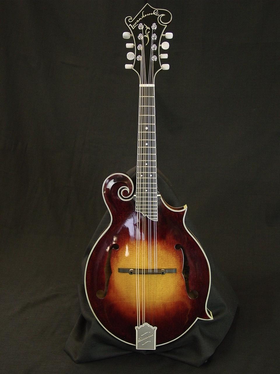 river f5 mandolin Mike P. demo stock f5 014 016 006