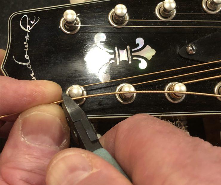 String Cut  Changing Strings on a Mandolin string cut 740x620